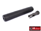 AAC SPR / M4 Silencer Deluxe Version (14mm CCW) - Black