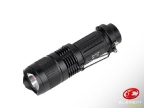PERSONAL TACTICAL FLASHLIGHT SYSTEM