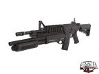 G&P M4 Colt RAS AEG w/ Masterkey