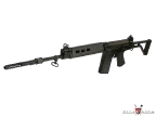 King Arms FAL PARA Folding Stock (Full Length)