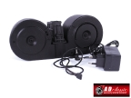2000rd Sound Control C-MAG Magazine for G36 Series AEG