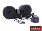 2000rd Sound Control C-MAG Magazine for G3 Series AEG