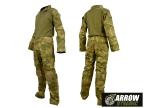A.D Gen.3 Combat Shirt & Pants w/ Knee Pads (ATFG)
