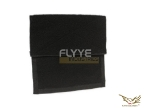 Flyye Molle Right-Angle Administrative Pouch BK