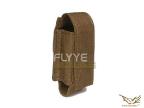 Flyye Molle 40mm Grenade Shell Pouch CB