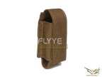 Flyye Molle 40mm Grenade Shell Pouch KH
