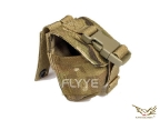 Flyye Single Fragmention Grenade Pouch MC