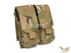 Flyye MOLLE Double M4/M16 Mag Pouch Ver.EG MC