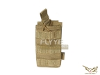 Flyye Molle EV Universal Single Mag Pouch KH