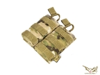 Flyye Molle EV Universal Double Mag Pouch MC