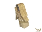 Flyye MOLLE Single 9mm Mag Pouch Ver.FE KH