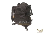 Flyye MOLLE AIII Backpack Additional Pack BK