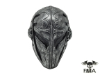 "FMA Wire Mesh ""Templar"" Mask (Black) tb562"