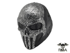 "FMA Wire Mesh ""SKULL PUNISNER"" Gray Mask tb575"
