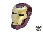 "FMA Wire Mesh ""Iron Man 2"" Mask tb615"